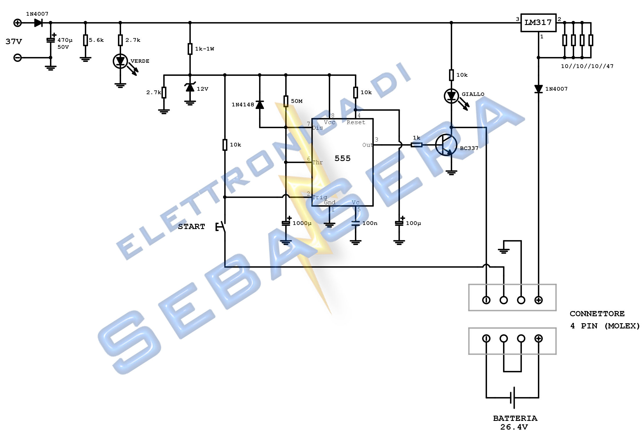 Circuito Ne555 : Pezzi ne p ne circuito integrato temporizzatore ebay